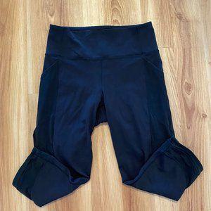 Lululemon Women's Black Crop pants